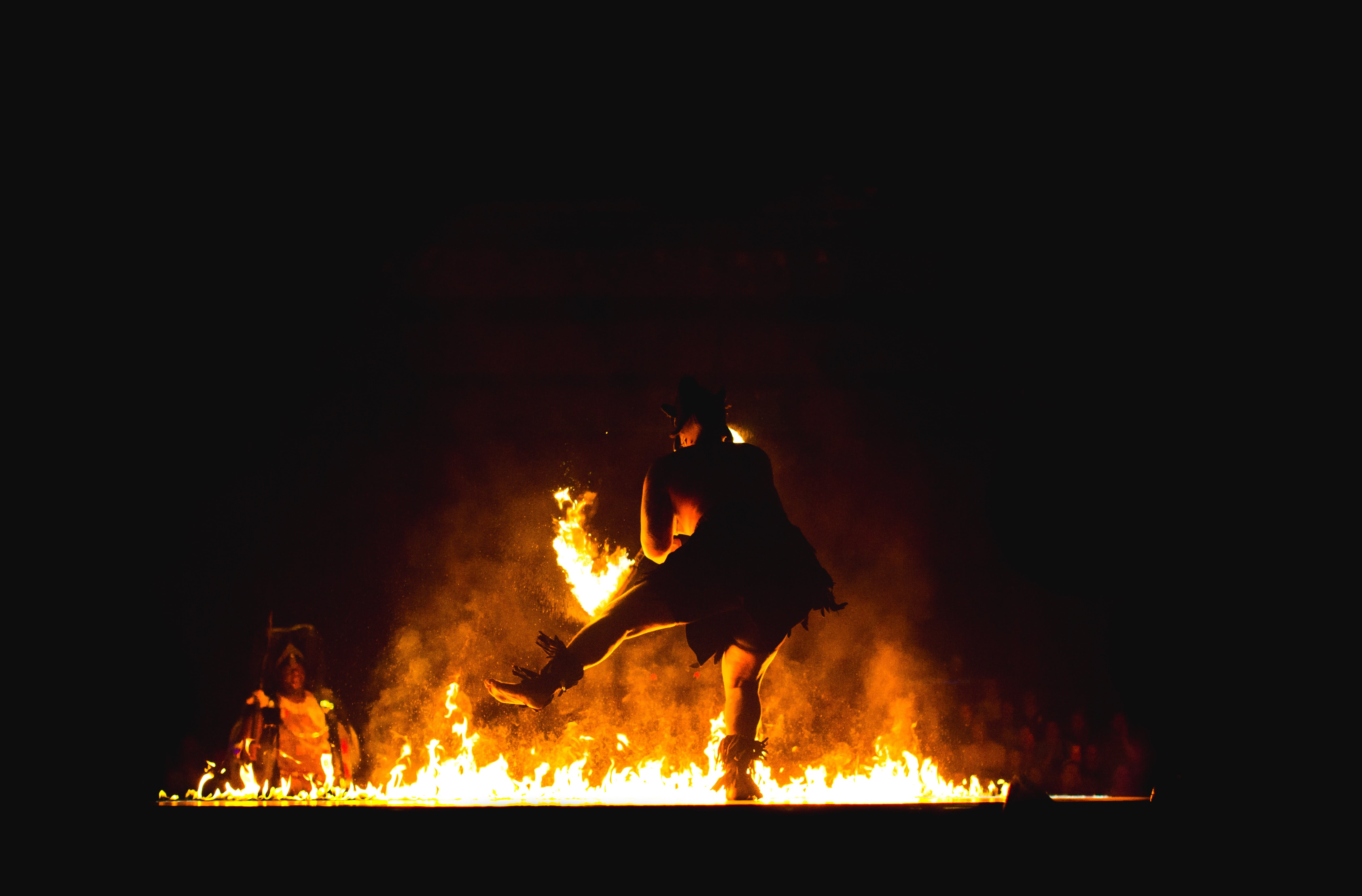 The Archetype of the Fire Woman