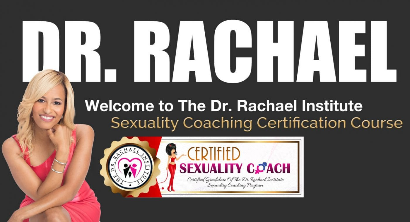 "Sexuality Coach Certification. Intimate Tickles ""Shakes Hands"" With Dr. Rachael Institute"